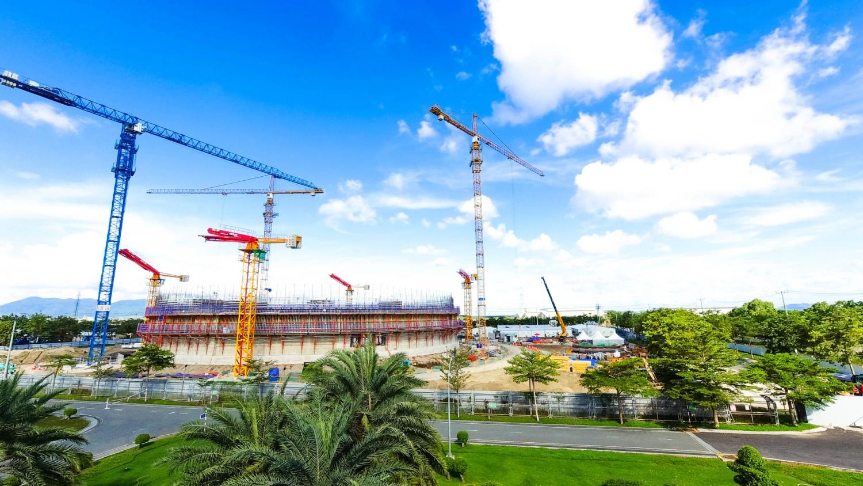 Ngành Dầu khí hiện đang triển khai nhiều dự án lớn