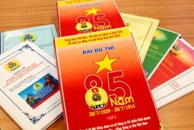 PV Gas tổ chức thi tìm hiểu Công đoàn Việt Nam