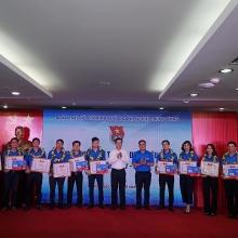 Đoàn viên PTSC được tuyên dương Bí thư Chi Đoàn tiêu biểu Đoàn Khối Doanh nghiệp Trung ương
