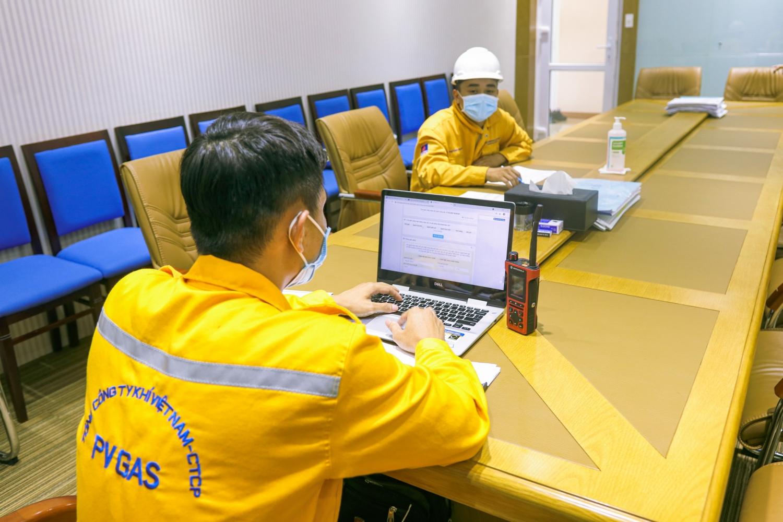 PV GAS đề cao mũi nhọn sáng kiến, cải tiến trong lao động