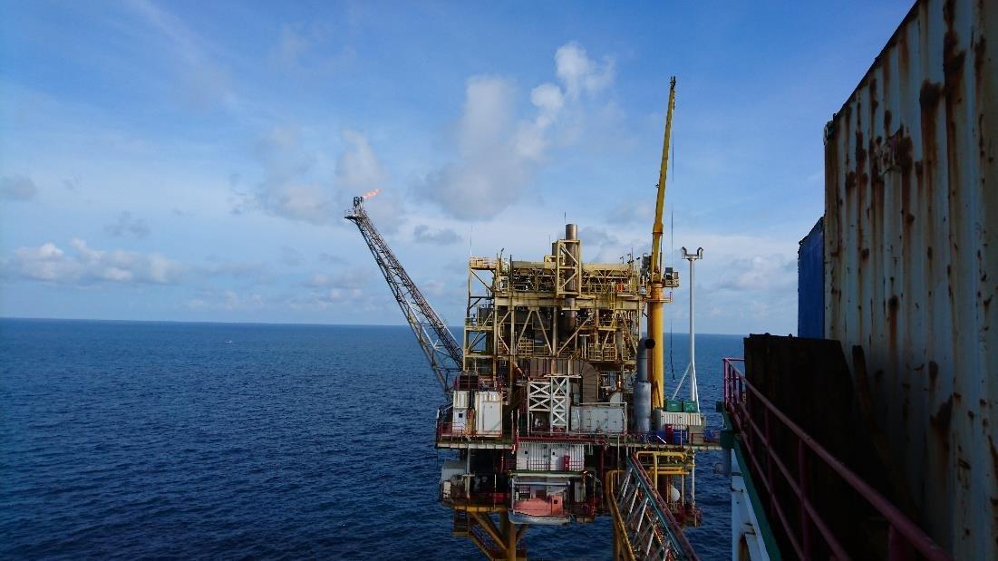 KĐN tham gia vận chuyển khí đồng hành từ ngoài khơi của nhiều dự án quan trọng cấp quốc gia