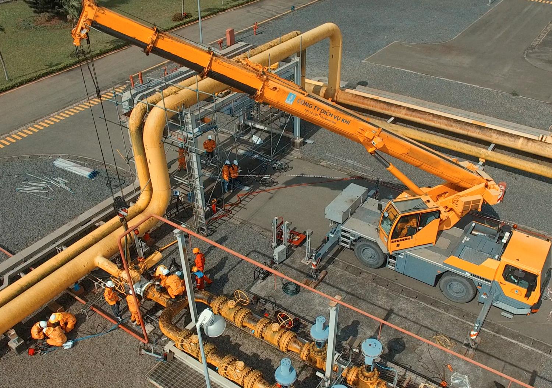 Công ty Vận chuyển khí Đông Nam bộ – Những mốc son 19 năm hình thành và phát triển