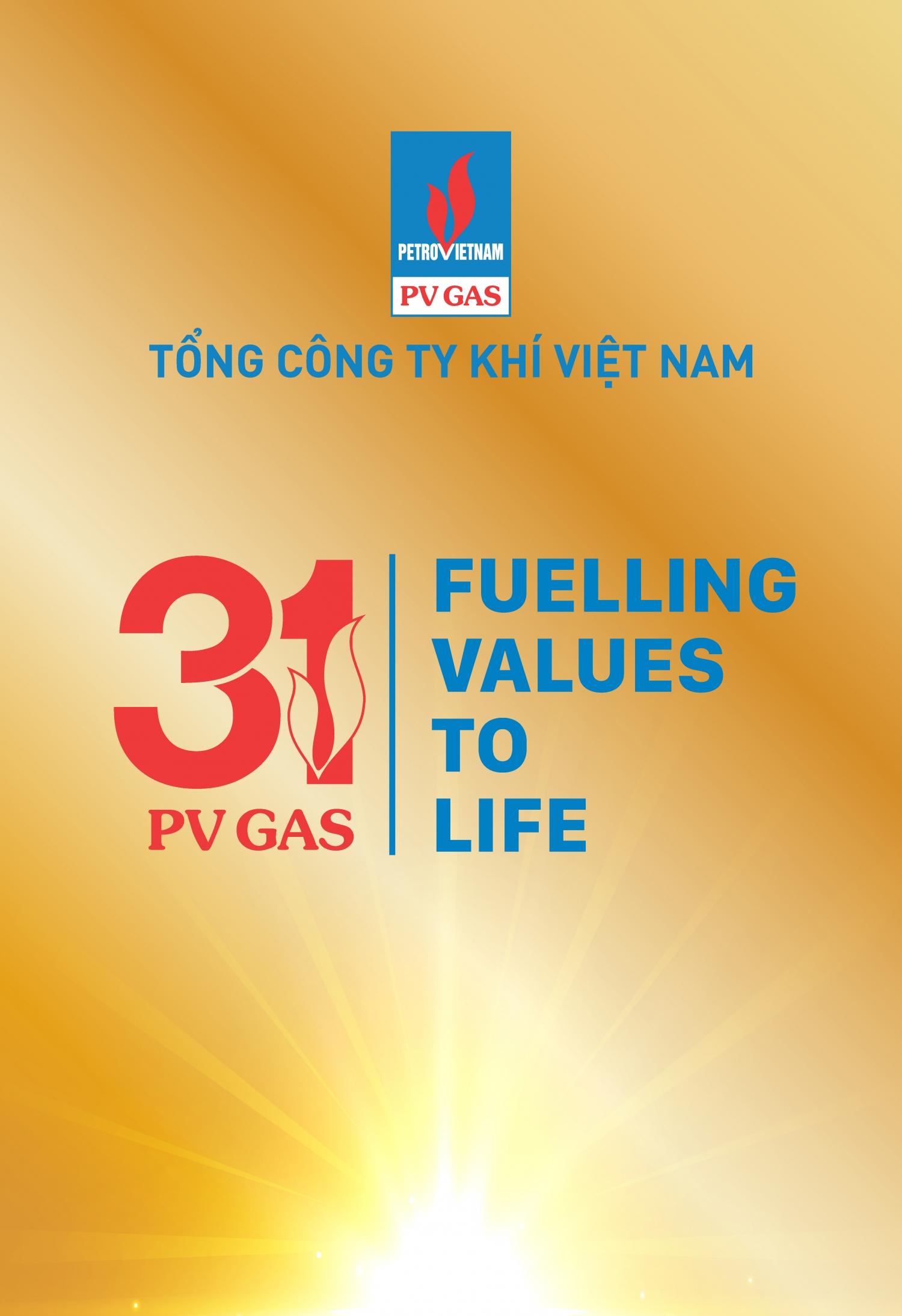 PV GAS chào mừng 31 năm thành lập bằng hành động quyết chiến với đại dịch