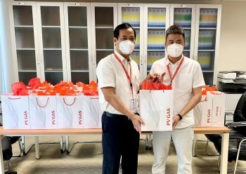 Công đoàn PV GAS đồng hành hỗ trợ người lao động vượt qua đại dịch, hoàn thành tốt nhiệm vụ