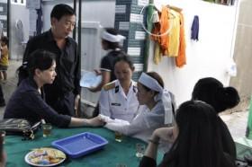 PVFCCo hỗ trợ 20 triệu đồng cho gia đình Đại úy Dương Văn Bắc