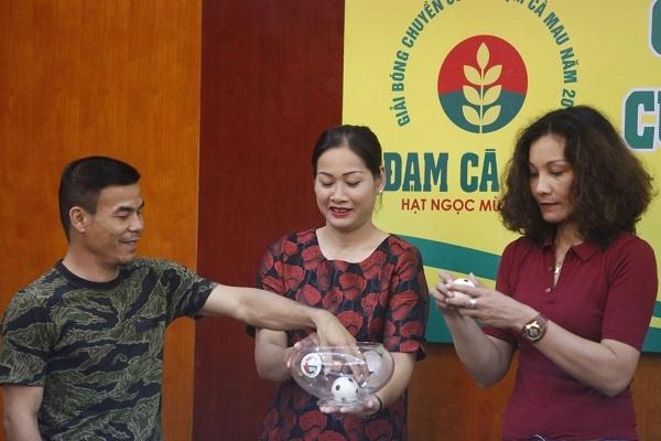 8 doi manh tham gia giai bong chuyen cup pv dam ca mau 2017