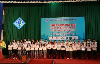 hoc bong dam ca mau 5 nam dong hanh cung sinh vien dai hoc can tho