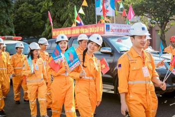 PV GAS giành giải cao tại Hội thao nghiệp vụ PCCC tỉnh Bà Rịa - Vũng Tàu