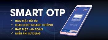SMART OTP – Chứng khoán Dầu khí tăng cường bảo mật trong giao dịch