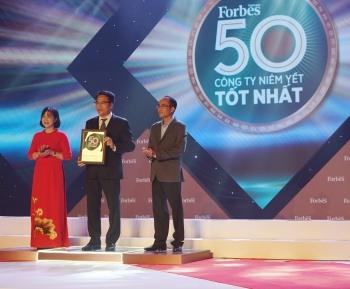 """PV GAS lần thứ 8 liên tiếp nhận vinh danh của Forbes """"Top 50 công ty niêm yết tốt nhất Việt Nam năm 2019"""""""