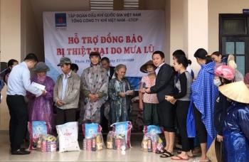 PV GAS ủng hộ 600 triệu đồng cho Thừa Thiên - Huế và Quảng Trị ngay trong cơn bão số 8
