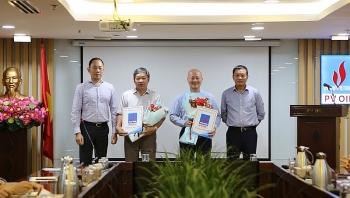 PVOIL bổ nhiệm Lãnh đạo Ban Kỹ thuật Công nghệ Dầu khí và Ban An toàn Chất lượng