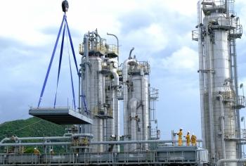 Hoàn thành bảo dưỡng sửa chữa dừng khí GPP Dinh Cố 2021