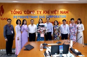 Công đoàn PV GAS tổ chức Hội nghị kỷ niệm Ngày Phụ nữ Việt Nam