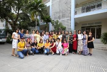 Sôi nổi các hoạt động tôn vinh phụ nữ trong tháng 10 tại PV GAS