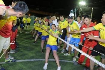 PTSC Thanh Hóa tổ chức Hội thao lần thứ IX năm 2019