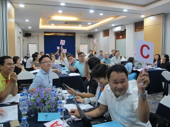 Công đoàn Dầu khí Việt Nam tập huấn nghiệp vụ cho cán bộ công đoàn cơ sở tại TP HCM