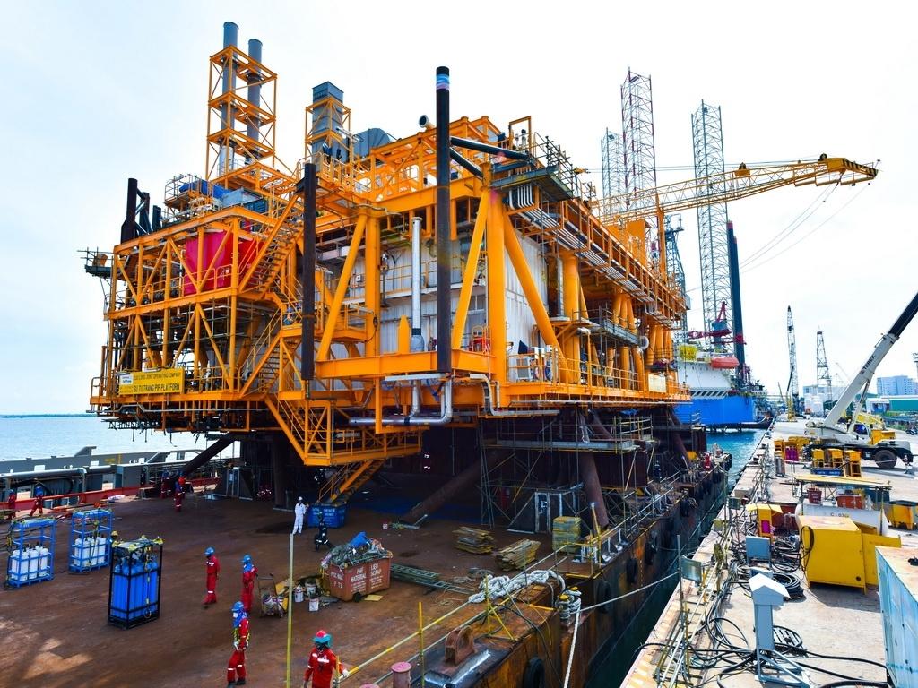 Cơ khí dầu khí là một trong những mảng mạnh của PTSC