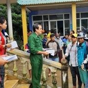 PV Drilling thăm và trao quà cho người dân bị ảnh hưởng nặng do lũ lụt tại Quảng Trị và Thừa Thiên - Huế