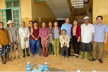 NT2 ủng hộ 600 triệu đồng cho đồng bào miền Trung khắc phục hậu quả sau lũ