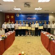 PTSC khen thưởng các điển hình xuất sắc trong Dự án Bảo dưỡng NLMD Dung Quất