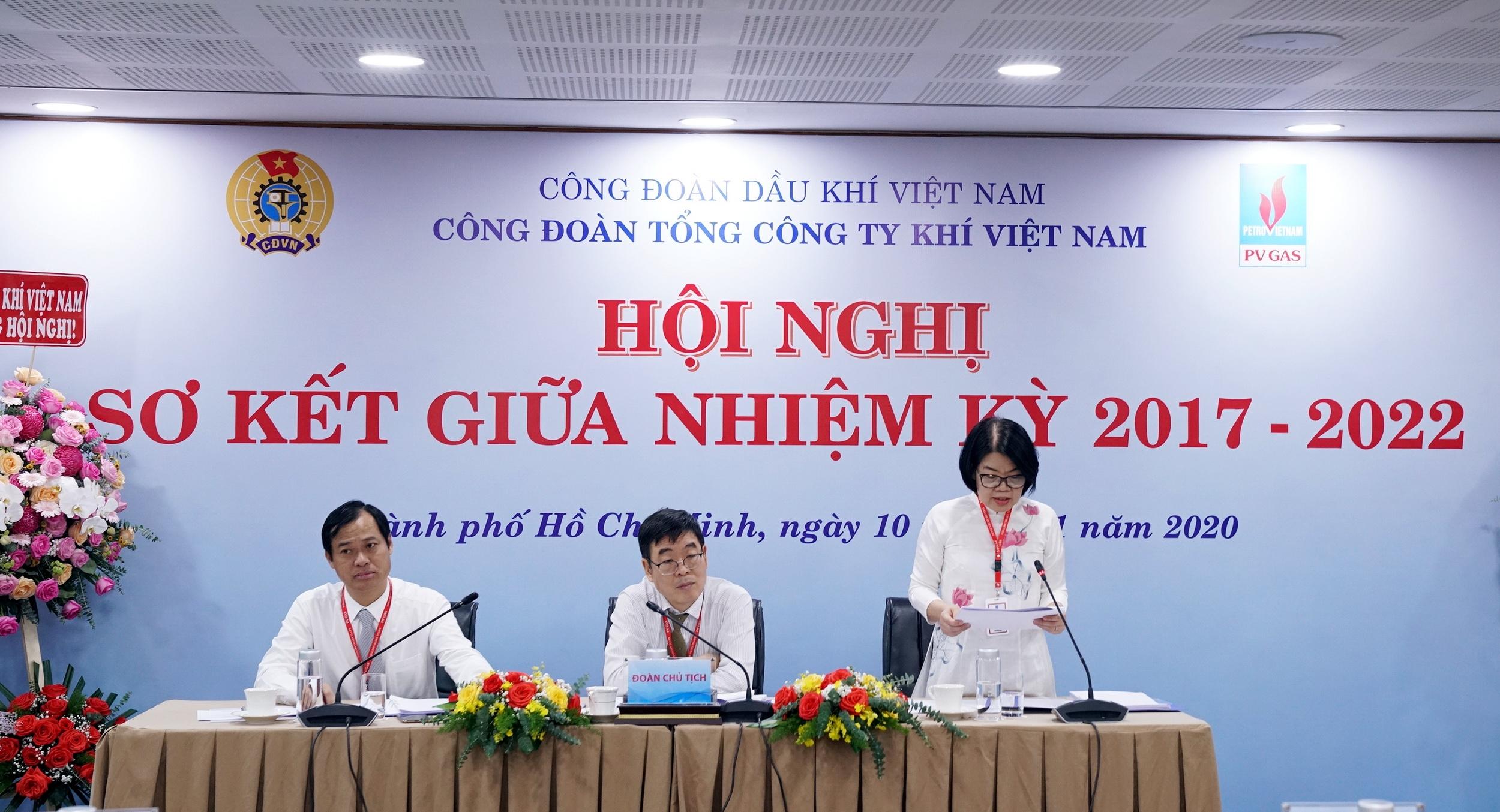 Đoàn Chủ tịch điều hành Hội nghị