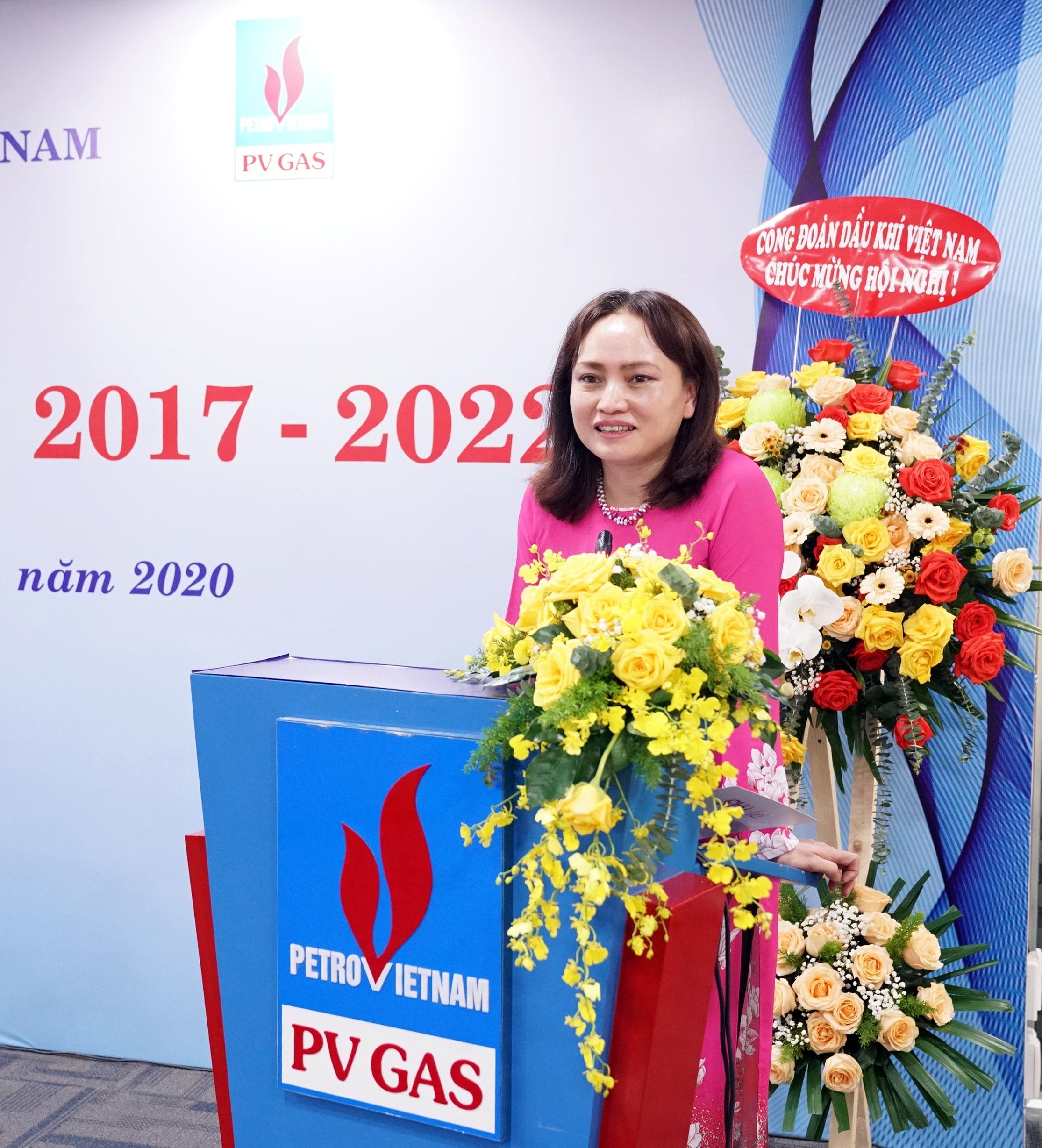 Phát biểu chỉ đạo Hội nghị của Chủ tịch Công đoàn Dầu khí Việt Nam