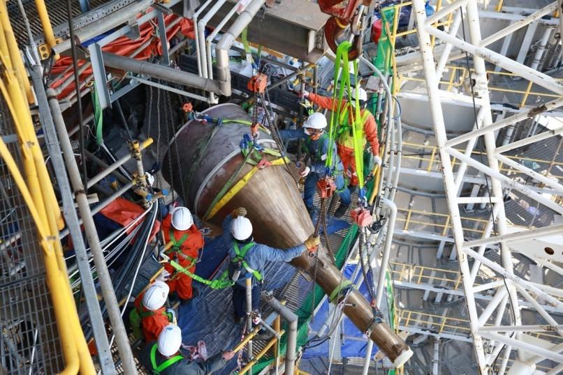 Liên danh PVChem-Dongil tham gia đợt Bảo dưỡng tổng thể Nhà máy lọc dầu Dung Quất lần thứ 4