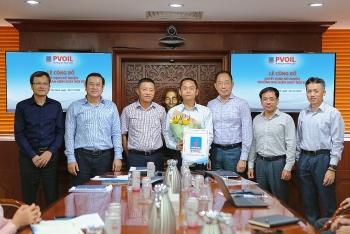 PVOIL bổ nhiệm Trưởng ban Kiểm soát nội bộ