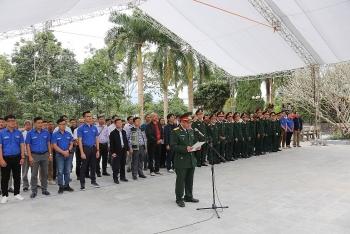 """Công ty Cảng Dịch vụ Dầu khí """"về nguồn"""" tại Tuyên Quang và Hà Giang"""