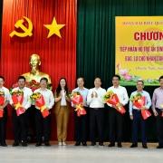 PV GAS tham gia chương trình ủng hộ nhân dân Quảng Ngãi khắc phục hậu quả bão lũ