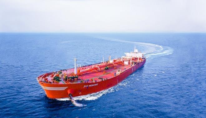 Tàu chở dầu thô PVT Mercury