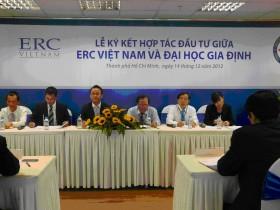 Lập lờ chuyện  hợp tác đào tạo của ERC