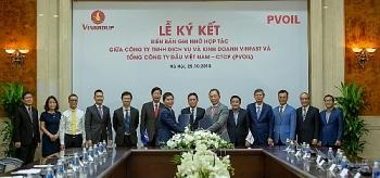 Tổng Giám đốc PV OIL Cao Hoài Dương: Hợp tác với VinFast là đi theo xu hướng tất yếu