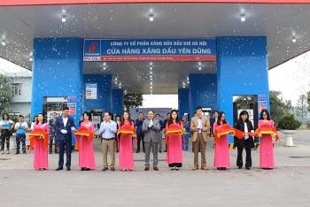 PVOIL Hà Nội khai trương Cửa hàng Xăng dầu Yên Dũng - Bắc Giang