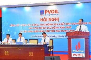 PVOIL tổng kết hoạt động năm 2019