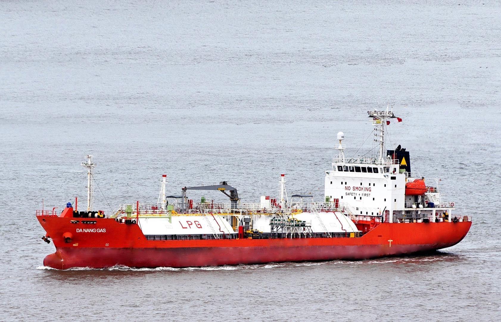 Tàu vận chuyển LPG Da Nang Gas
