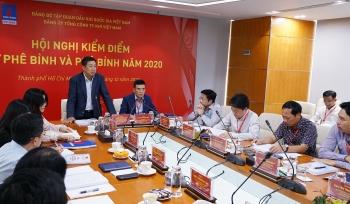 Đảng uỷ PV GAS tổ chức Hội nghị kiểm điểm, tự phê bình và phê bình năm 2020