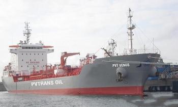PVTrans nhận bàn giao tàu mới PVT VENUS
