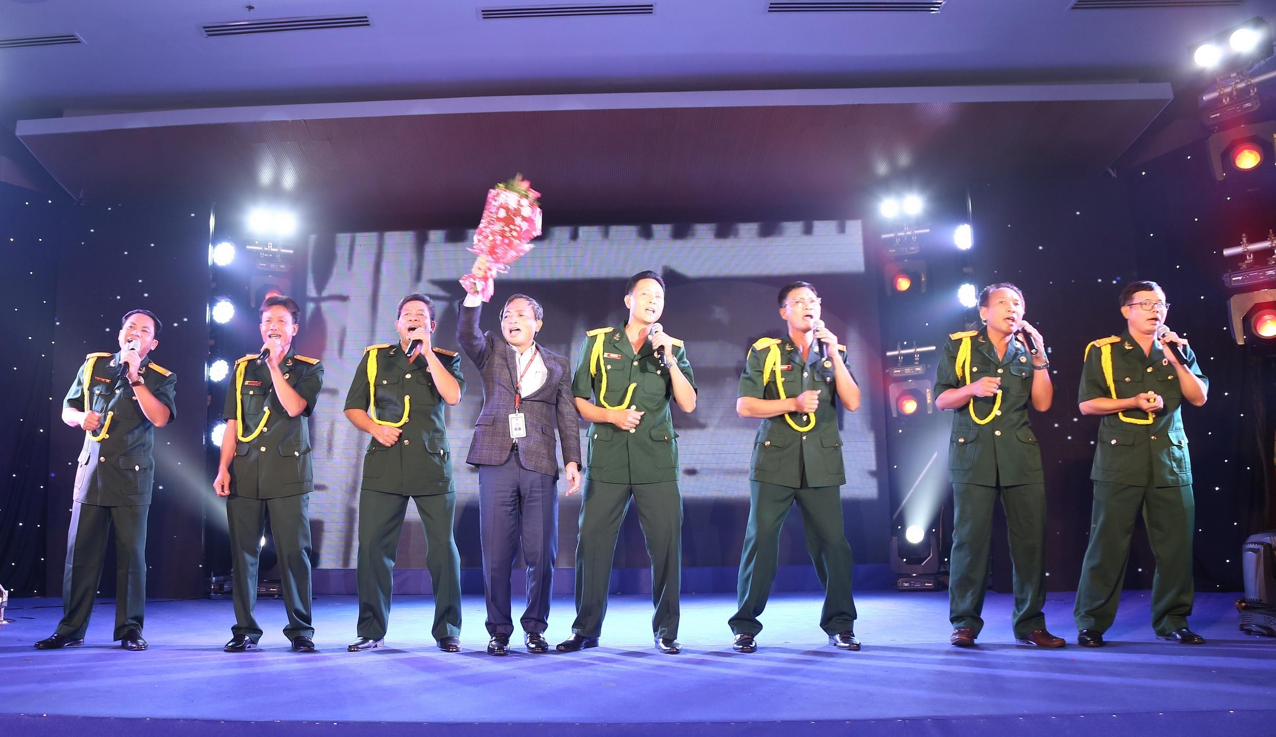 Tiết mục đặc biệt của Hội Cựu chiến binh PV GAS
