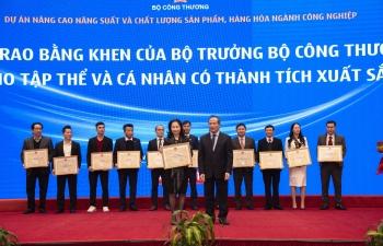 """KCM đạt giải Ba Cuộc thi """"Nhóm cải tiến năng suất chất lượng ngành Công Thương năm 2020"""""""