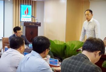 Đồng chí Hoàng Quốc Vượng: Đánh giá cao nỗ lực kinh doanh và định hướng phát triển của PVOIL