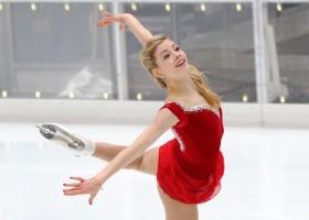 Thiên nga của làng trượt băng nghệ thuật Mỹ