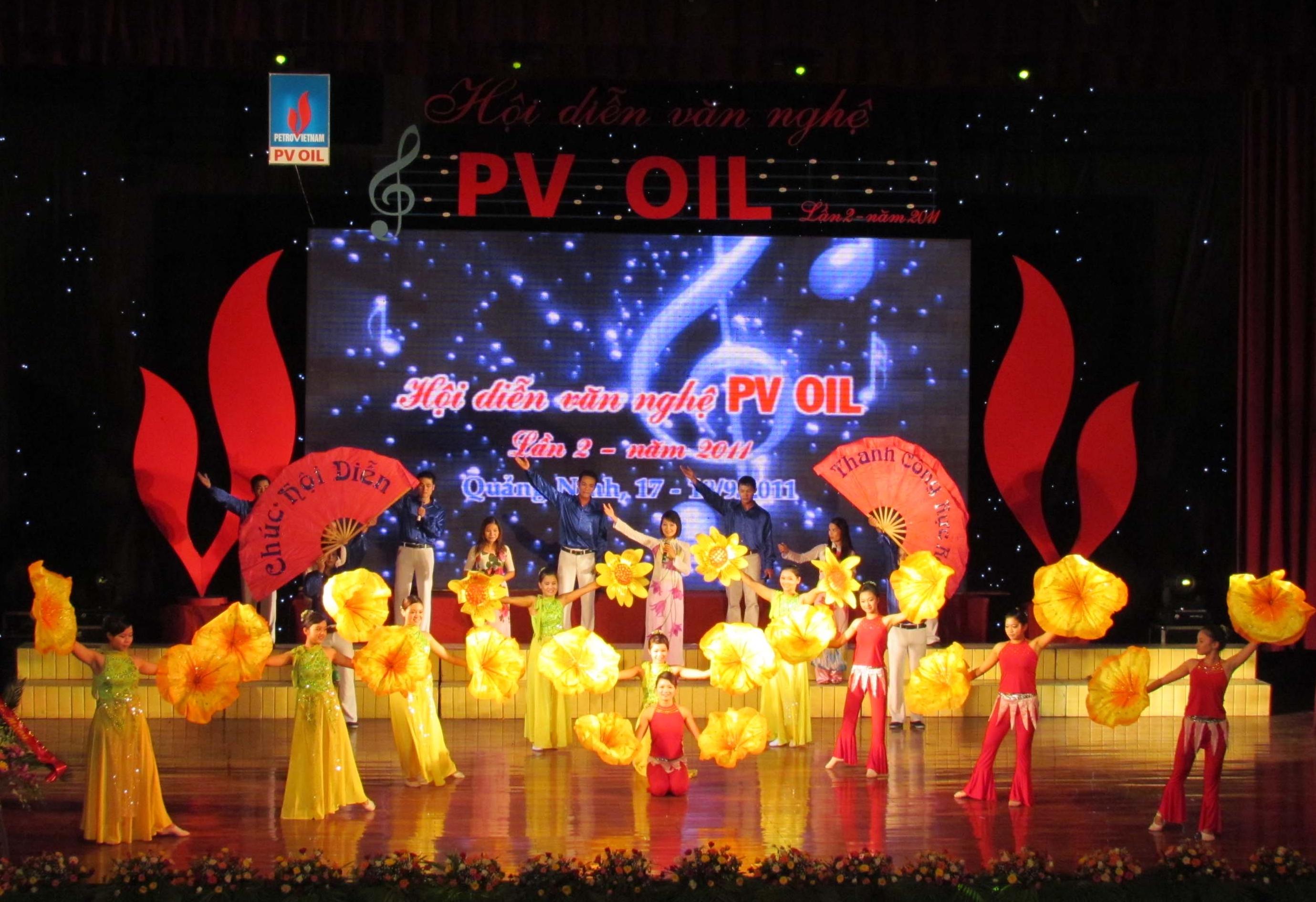 Công đoàn PV OIL: Vì sứ mệnh và tầm nhìn của tổng công ty