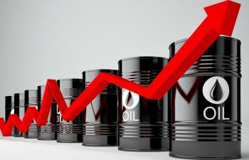 Giá xăng dầu hôm nay 23/2: Giữ đà tăng mạnh, dầu Brent tiến ngưỡng 66 USD