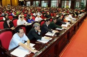 Quốc hội thông qua Dự thảo sửa đổi Hiến pháp năm 1992