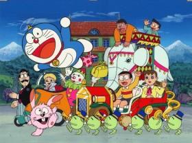 """Ngày hội """"Doraemon và những người bạn"""""""