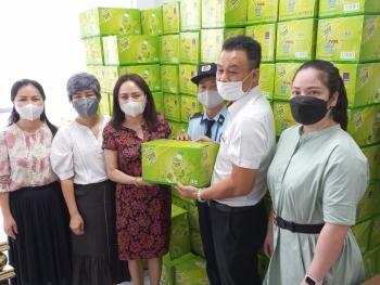 Nhiều hoạt động hỗ trợ, chăm lo thiết thực cho người lao động trong dịch Covid-19