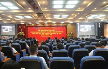 Hội nghị Cán bộ chủ chốt Tập đoàn Dầu khí Quốc gia Việt Nam