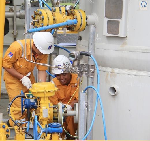 gas nt2 vao top 10 doanh nghiep niem yet uy tin nam 2016